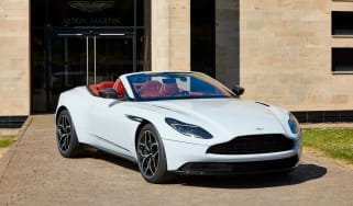 Aston martin Henley Royal Regatta DB11 Volante