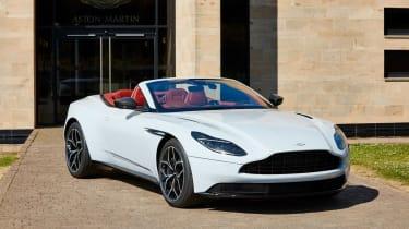 Aston martin Henley Royal Regatta DB11 Volante