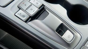 Hyundai Kona electric transmission