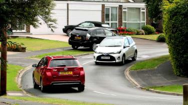 Toyota road