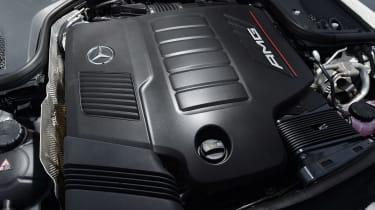 Mercedes-AMG CLS 53 - engine