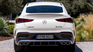 Mercedes-AMG GLE 53 Coupe - rear static