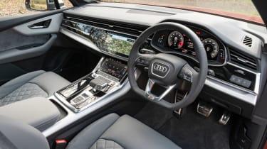 Audi SQ7 - interior