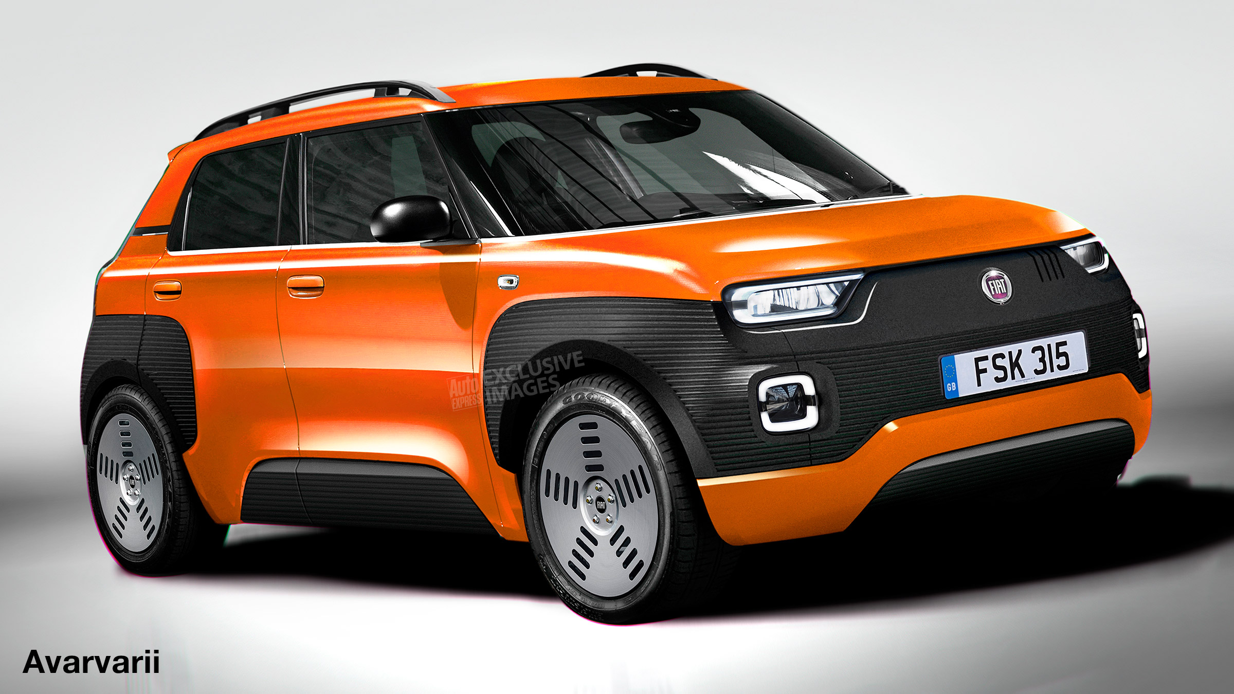 New 2022 Fiat Panda To Sit Below 500 In New Look Line Up Auto Express