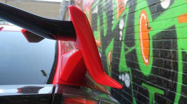 Honda Civic Type R GT - wing