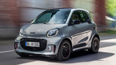 Smart EQ ForTwo - front