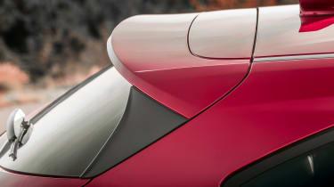 Ford Puma - rear detail