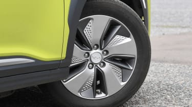 Hyundai Kona Electric wheel