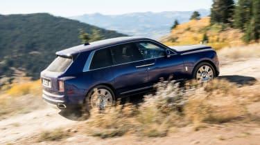 Rolls-Royce Cullinan - side