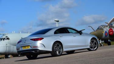 Mercedes CLS - rear static