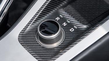 Jaguar E-Type Zero prototype - drive selector