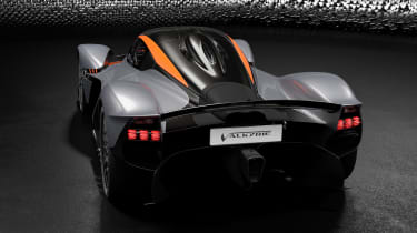 Aston Martin Valkyrie Spirit - rear