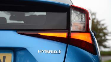 Toyota Prius - rear light