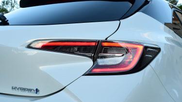Toyota Corolla - rear lights