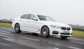 BMW 520d - front