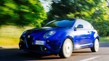 Alfa Romeo Mito 2016 1