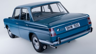 BMW 1500 - front