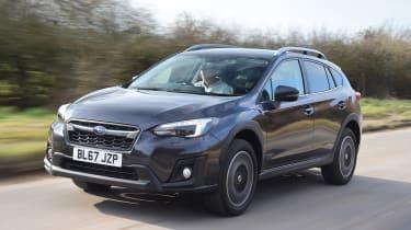 Subaru XV - front
