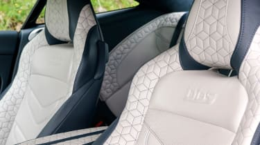 Aston Martin DBS Superleggera - seats