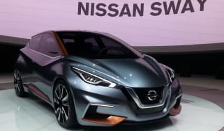 Nissan Sway Concept 1