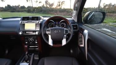 Ford Kuga - rear seats