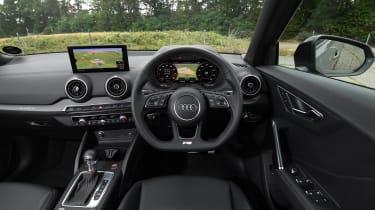 Audi SQ3 - interior