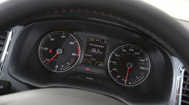 SEAT Ateca First Edition - instruments