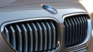 BMW 6 Series Convertible grille