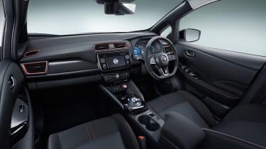 Nismo Leaf interior