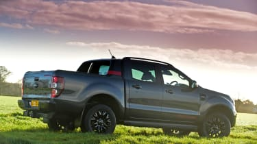 Ford Ranger Thunder - rear static