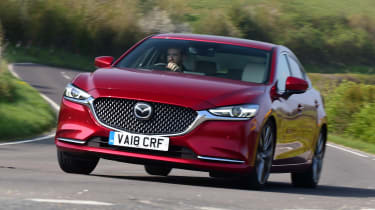 Mazda 6 long termer - final report action