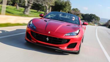 Ferrari Portofino - full front