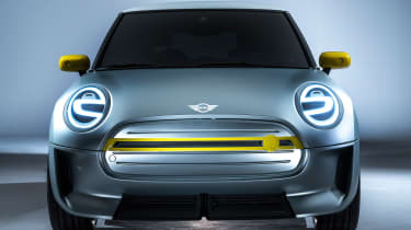 MINI Electric concept - full front