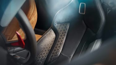 BMW Concept Z4 leaked - seat
