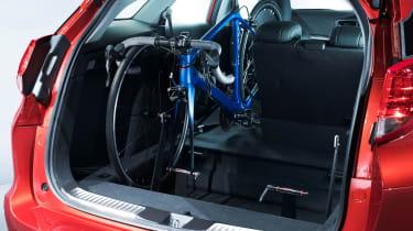 Honda Civic Tourer bike rack - 1
