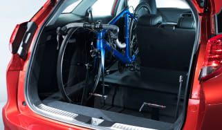 Honda Civic Tourer bike rack - 1