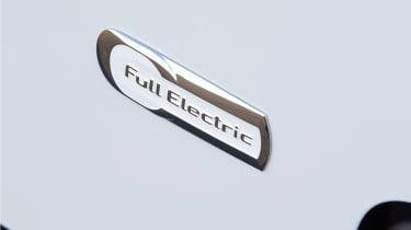 Citroen Berlingo Electric L2  - Electric badge