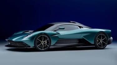 Aston Martin Valhalla - front/side