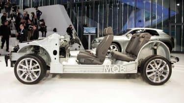 VW MQB profile