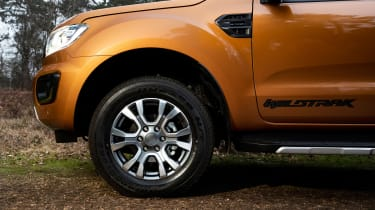 Ford Ranger Wildtrack - wheel