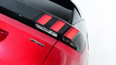 Peugeot 3008 - rear lights