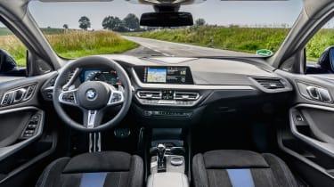 BMW M135i 2019 interior