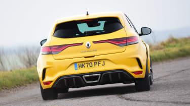 Renault Megane R.S. 300 Trophy - rear cornering