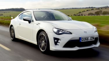 Toyota GT86 - front