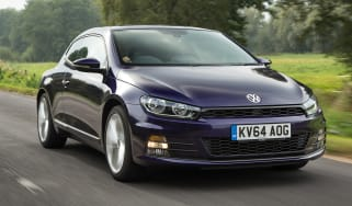 VW Scirocco 1.4 TSI front