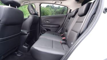 Honda HR-V - rear seats