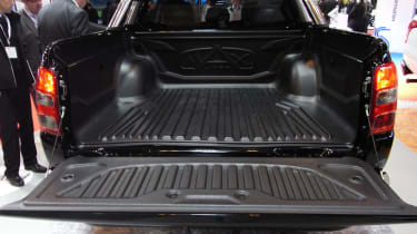 Fiat Fullback pick-up - show bed