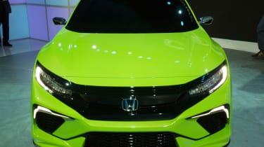 Honda Civic concept New York