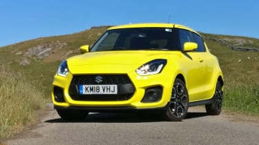 Suzuki Swift Sport long-term test - Header