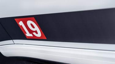 Porsche 911 British Legends Edition decal 19